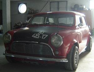 1963 Austin Mini Sprint For Sale