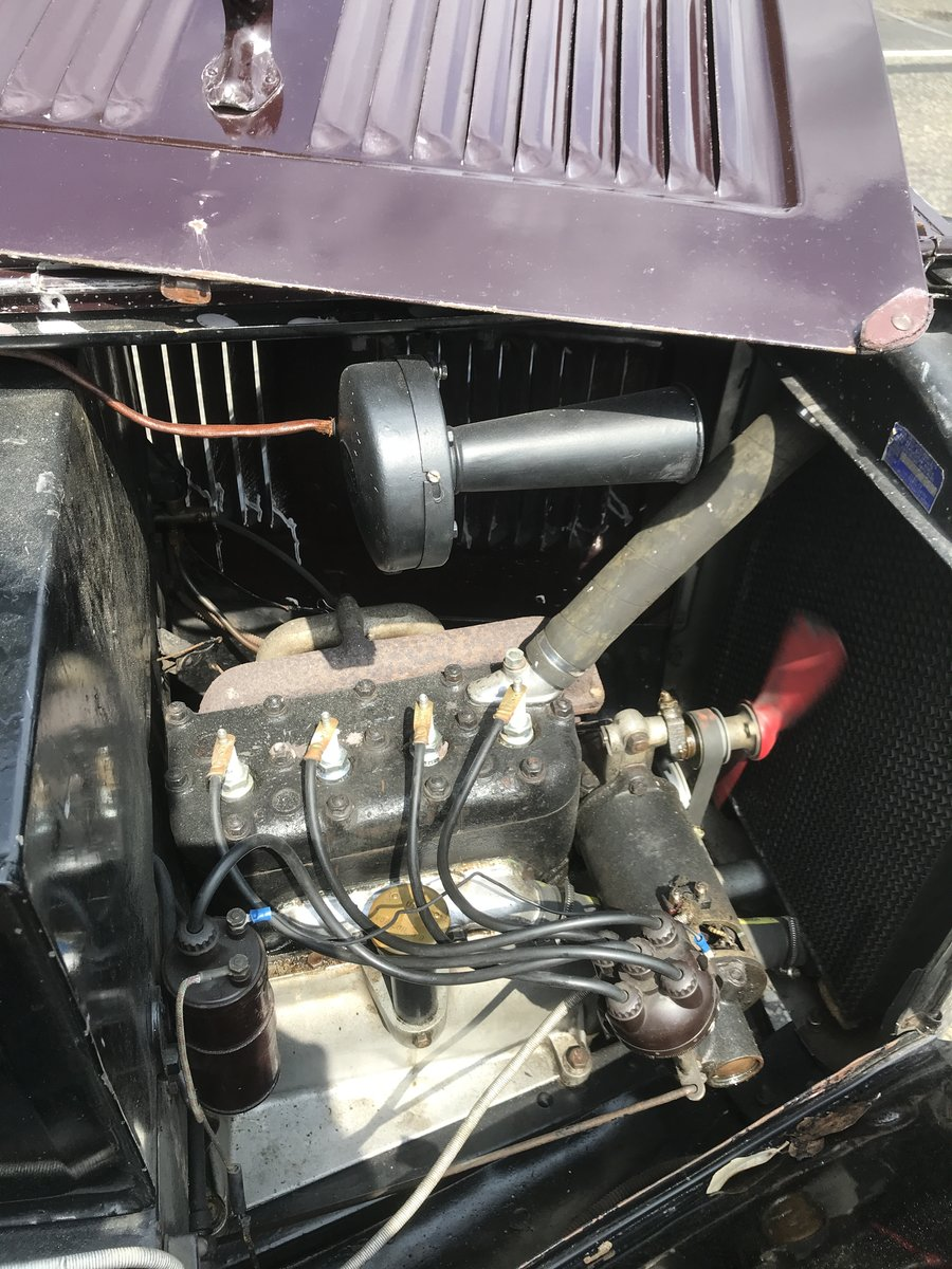 1931 Austin Seven Box Saloon For Sale (picture 4 of 4)