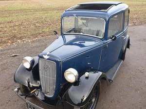 1936 Austin 7 Ruby Deluxe - ex musuem car - lots of history For Sale