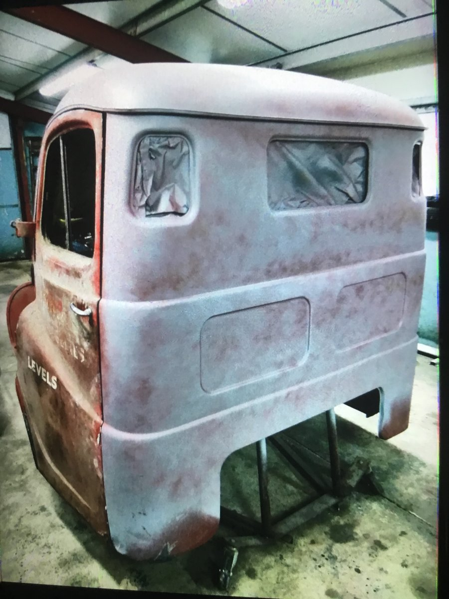 1953 Austin loadstar unfinished project For Sale (picture 4 of 6)
