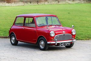 1960 Austin Seven Mini with only 37,087 miles from new For Sale