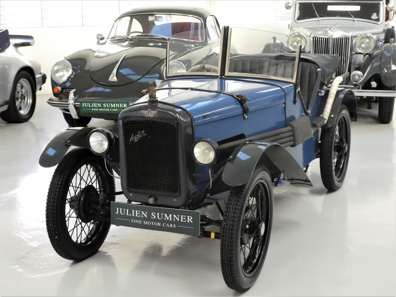 1929 Austin Seven Ulster Replica For Sale (picture 1 of 6)