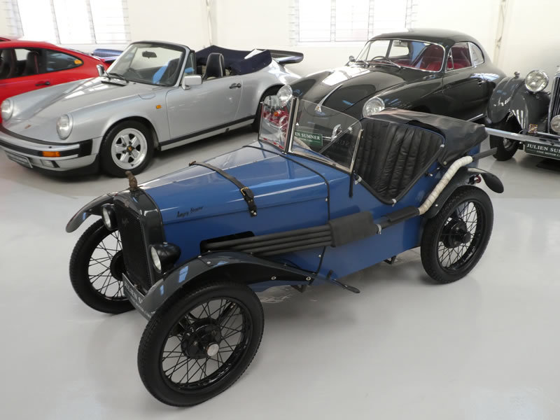 1929 Austin Seven Ulster Replica For Sale (picture 2 of 6)