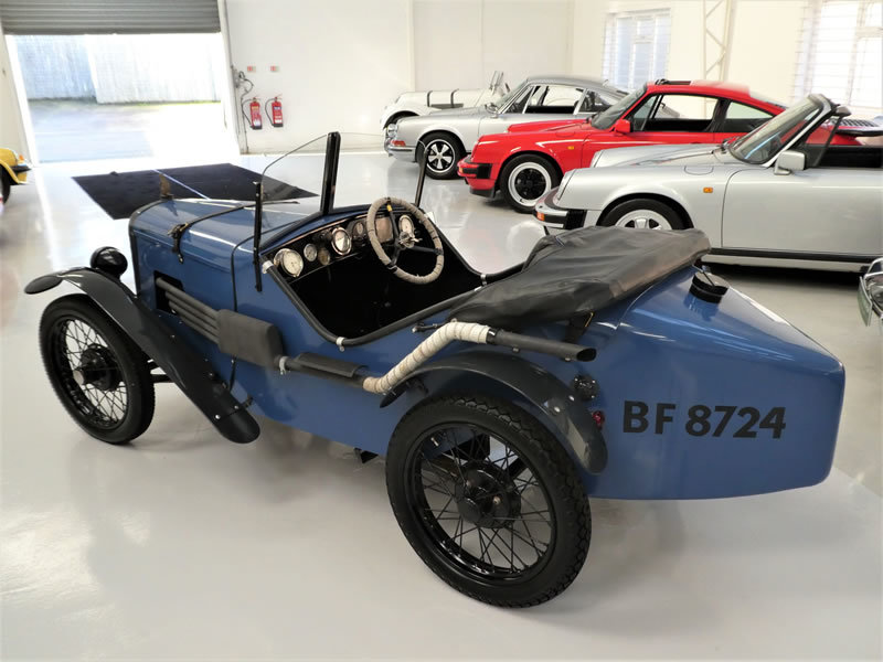 1929 Austin Seven Ulster Replica For Sale (picture 4 of 6)