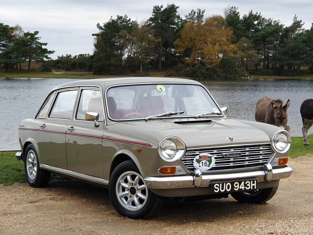 1970 Austin 1800S with period rally modifications For Sale (picture 1 of 6)
