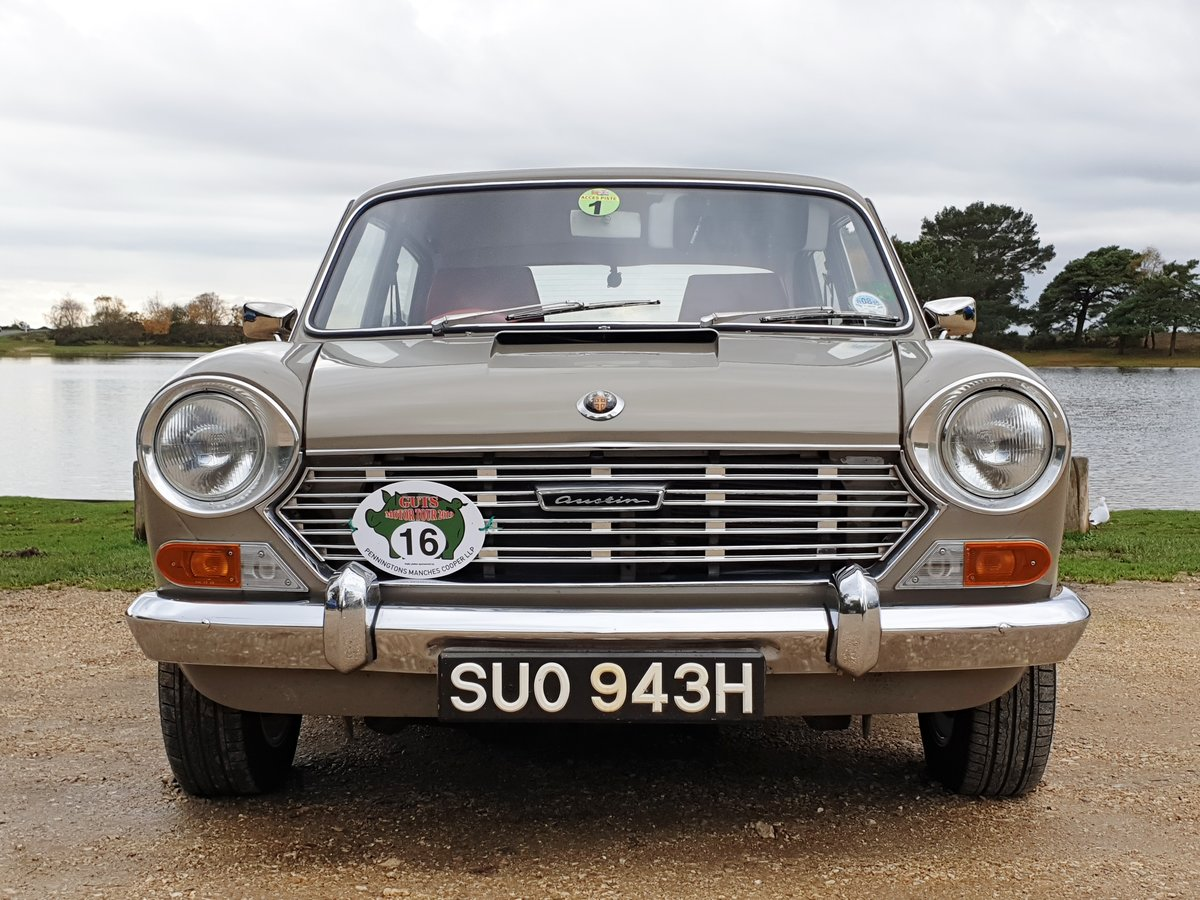 1970 Austin 1800S with period rally modifications For Sale (picture 2 of 6)