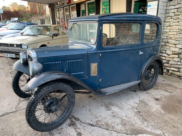 1933 Austin Seven SOLD by Auction (picture 1 of 1)