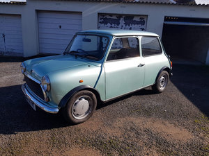 1986 Austin mini city auto 41k miles For Sale