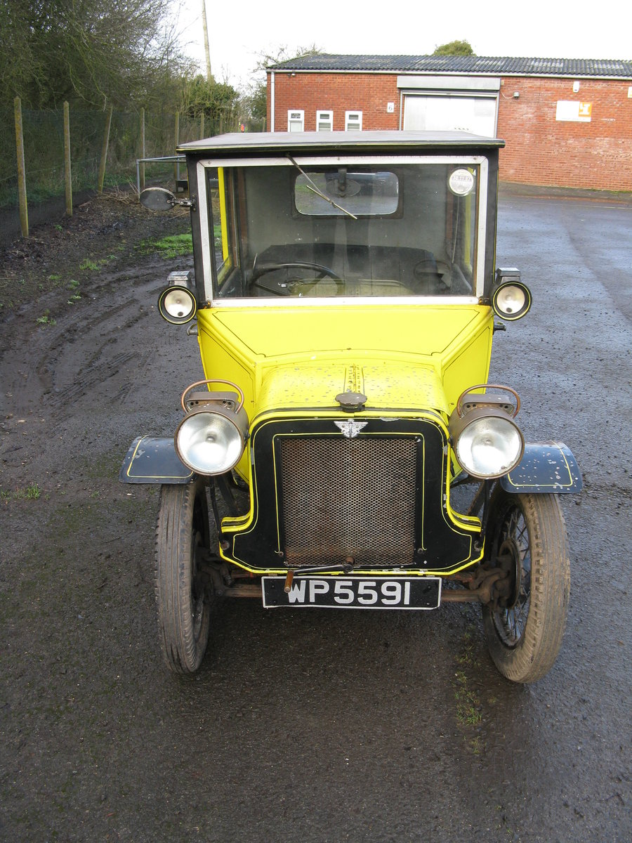 1934 Austin 7 Special Edwardian Style Saloon SOLD (picture 2 of 6)