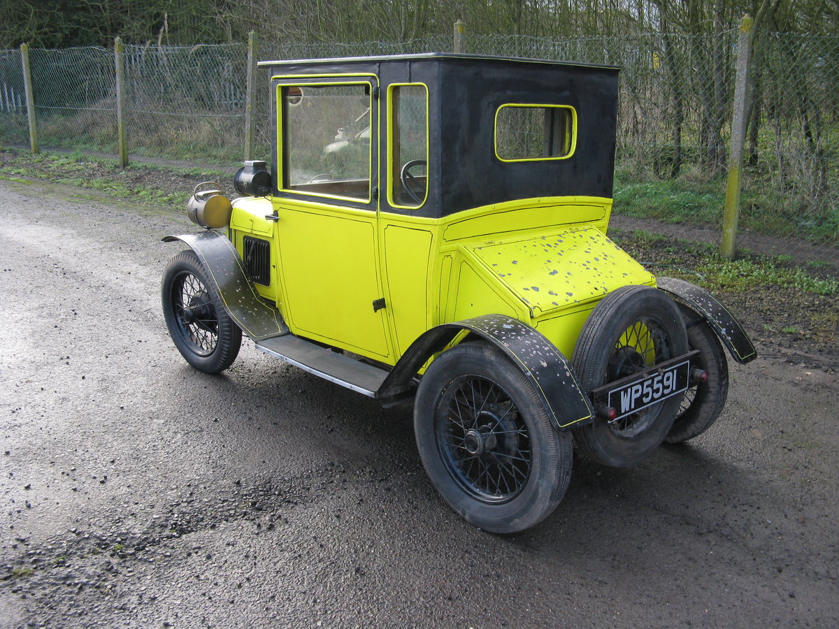 1934 Austin 7 Special Edwardian Style Saloon SOLD (picture 3 of 6)