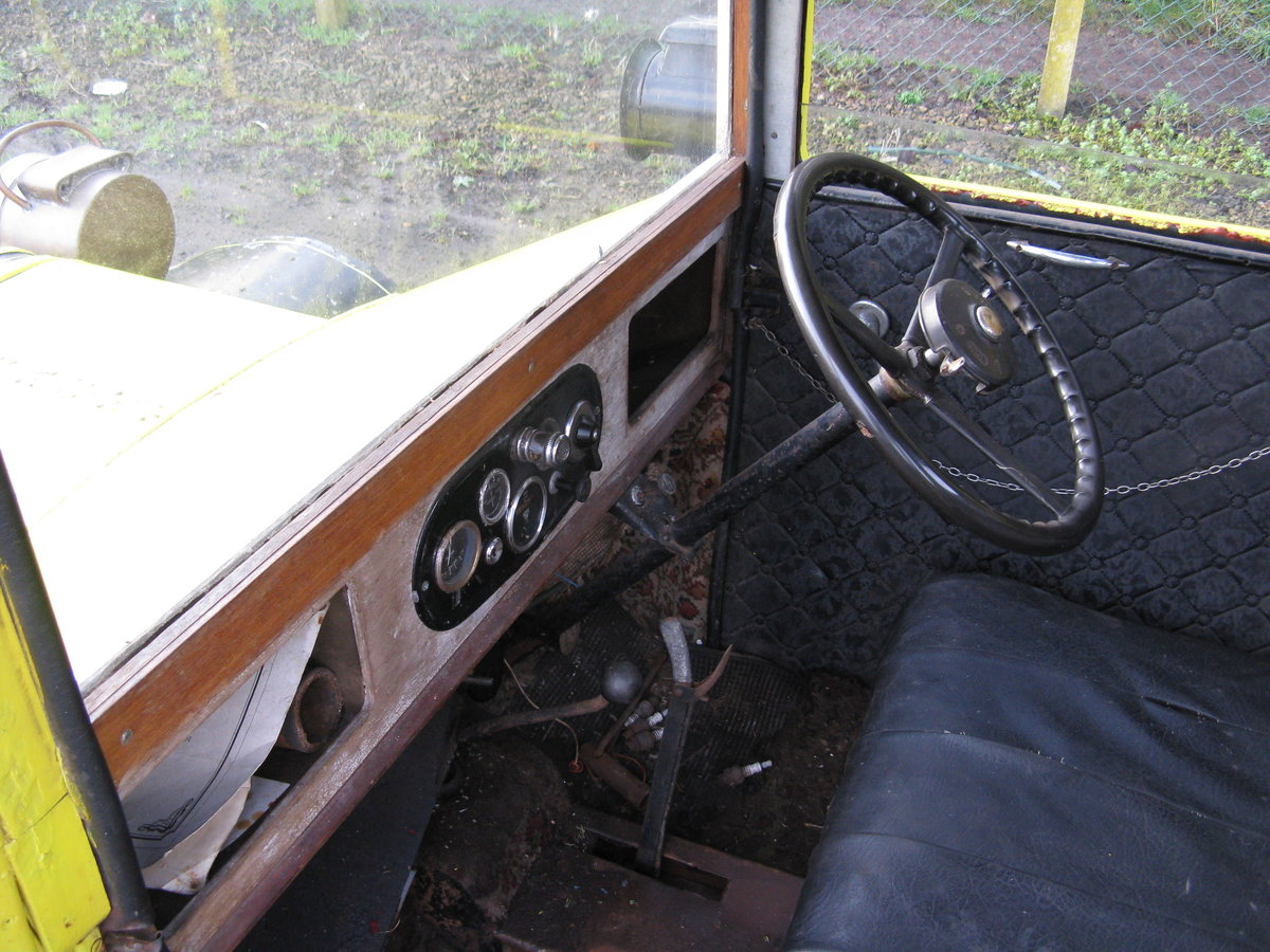 1934 Austin 7 Special Edwardian Style Saloon SOLD (picture 5 of 6)