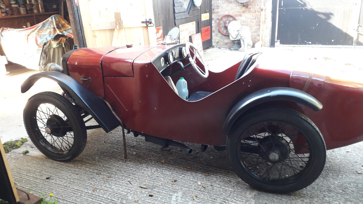 1927 Austin ulster rep For Sale (picture 1 of 6)