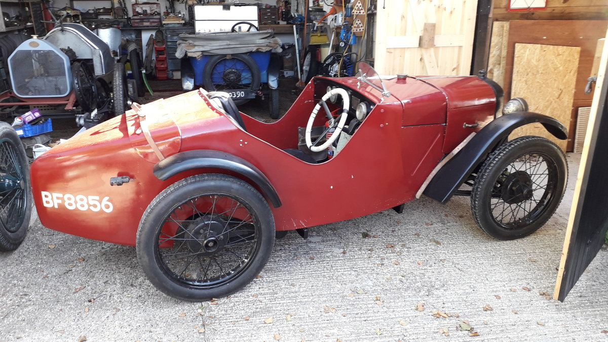 1927 Austin ulster rep For Sale (picture 2 of 6)