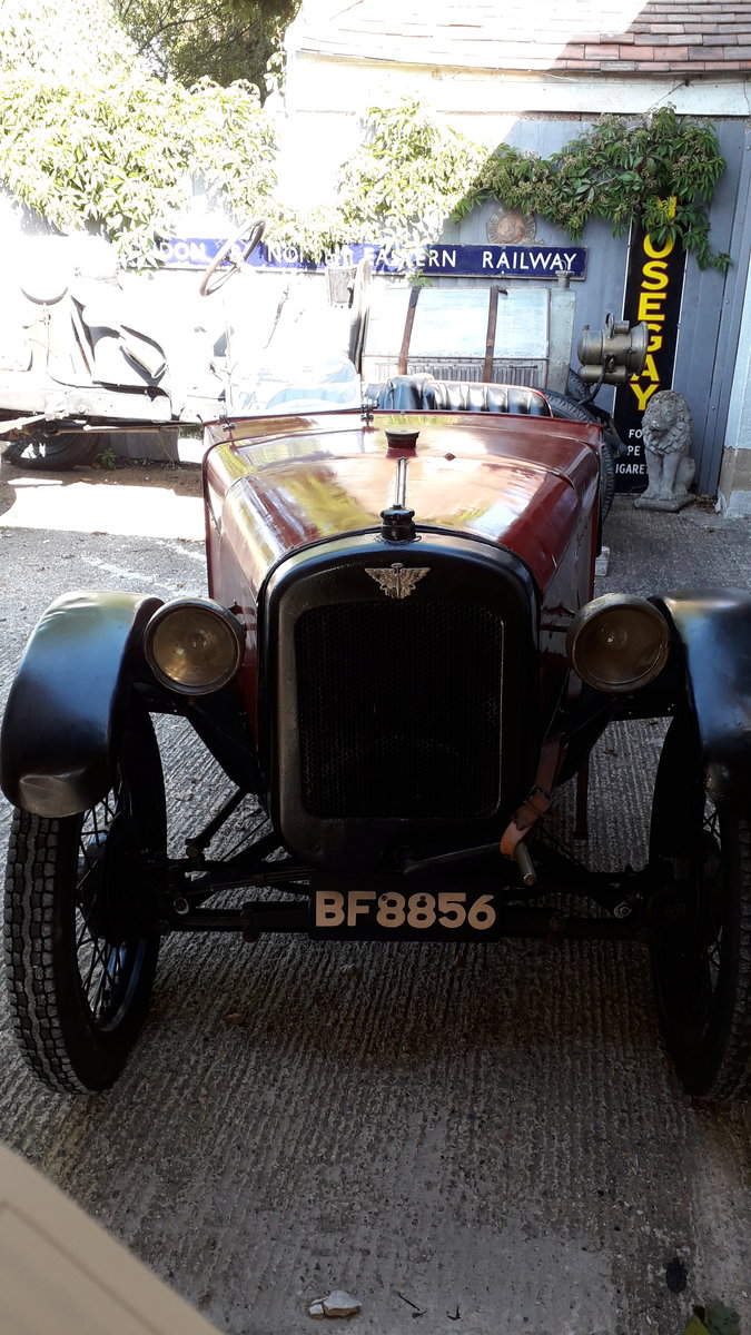 1927 Austin ulster rep For Sale (picture 6 of 6)