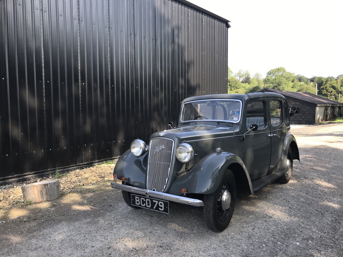 1938 Austin Ten Conway Cabriolet For Sale (picture 11 of 15)
