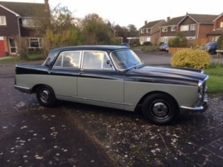 1964 Austin Princess 3 Litre Vanden Plas For Sale (picture 2 of 3)