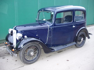 1938 Austin 7 Ruby For Sale