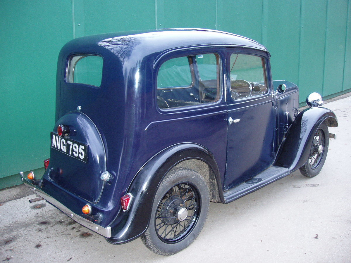 1938 Austin 7 Ruby For Sale (picture 2 of 6)