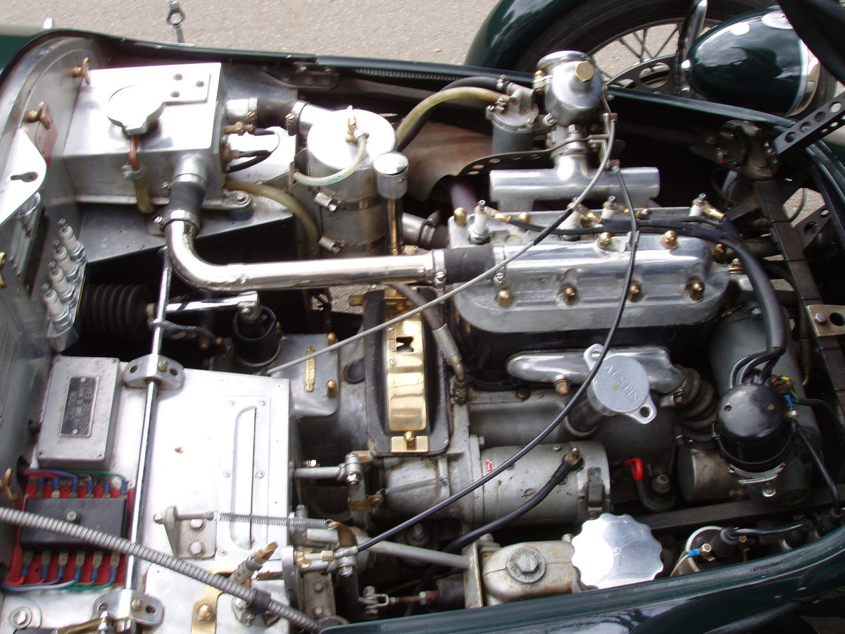 1937 Austin 7 Hamblin special For Sale (picture 5 of 6)