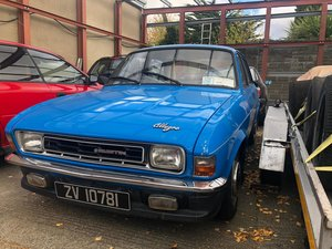 Picture of 1977 mint condition Allegro