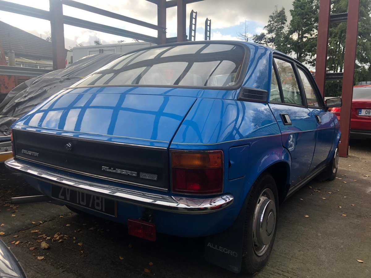 1977 mint condition Allegro For Sale (picture 4 of 6)