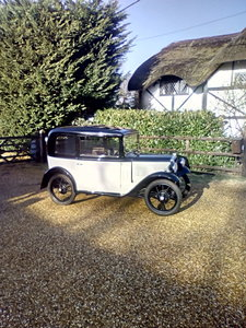 1934 Austin 7 Project For Sale