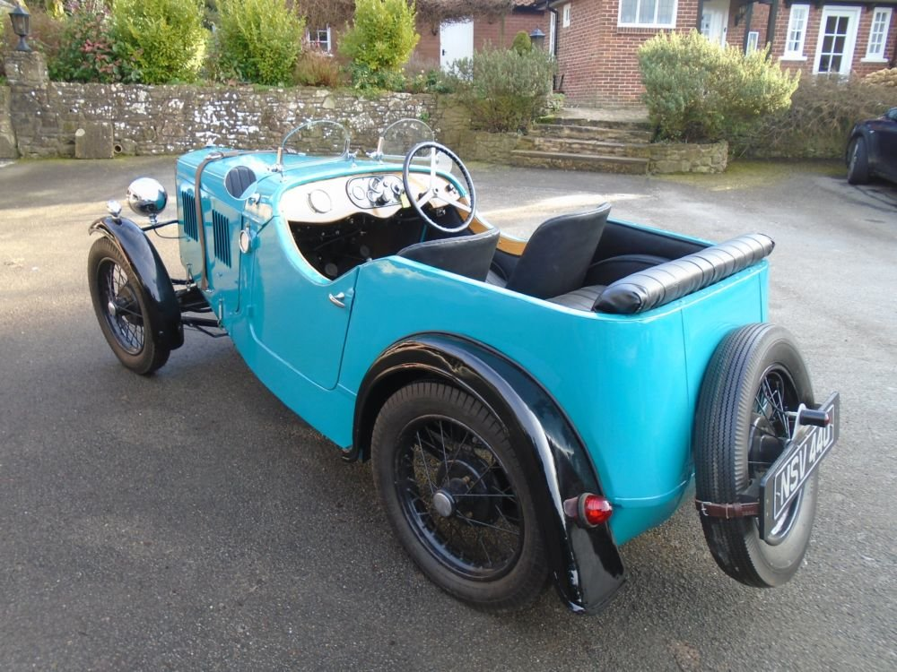 1933 Austin Seven Special SOLD (picture 1 of 6)