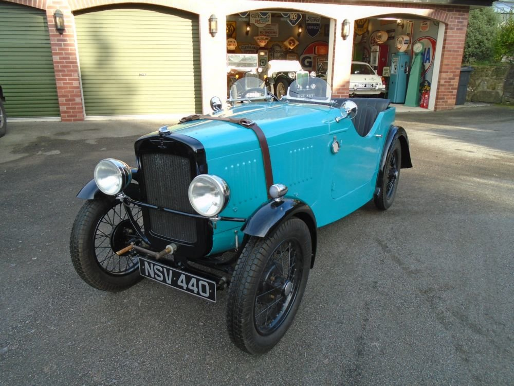 1933 Austin Seven Special SOLD (picture 2 of 6)
