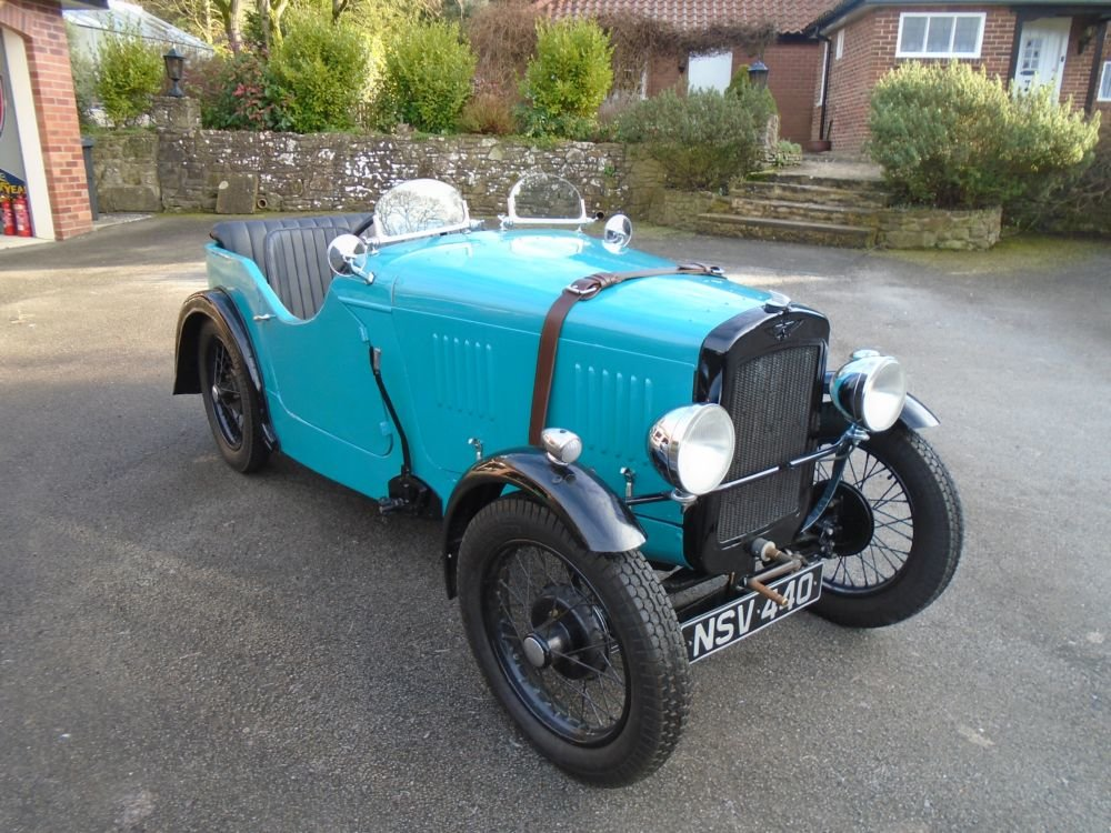 1933 Austin Seven Special SOLD (picture 3 of 6)