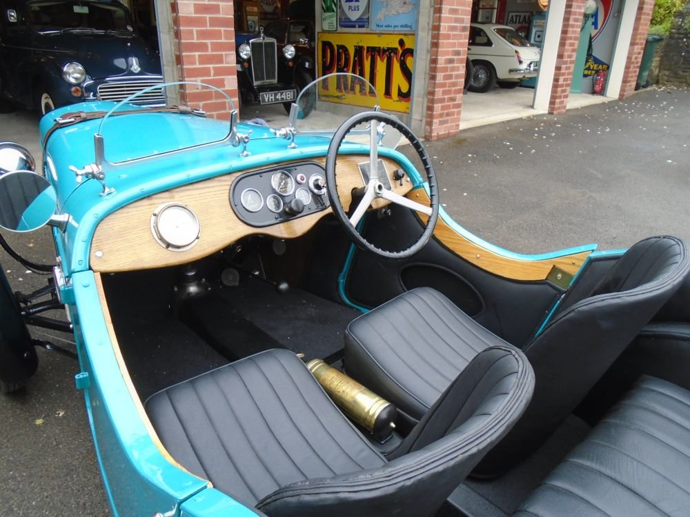 1933 Austin Seven Special SOLD (picture 5 of 6)
