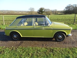 1972 Lovely original Austin 1300GT,good history,51000 miles  For Sale