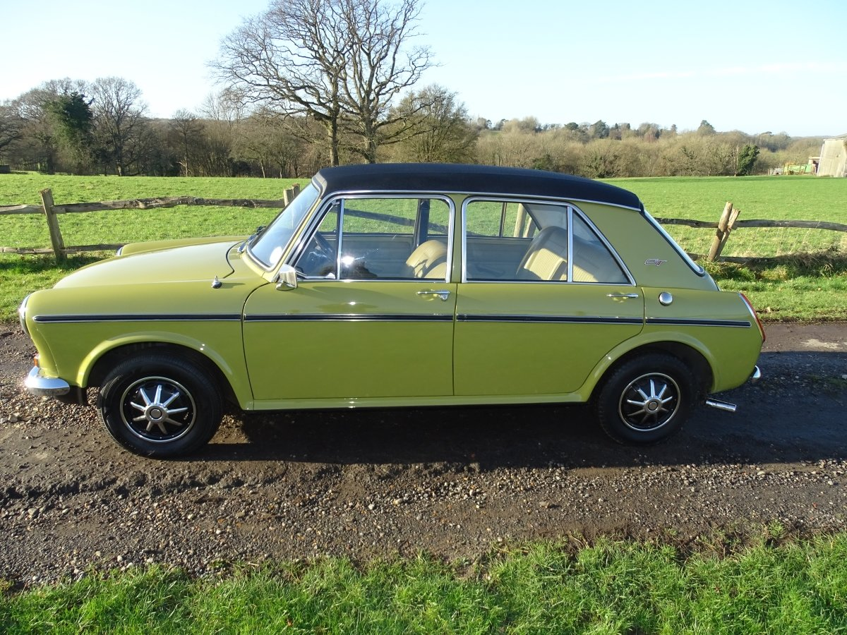 1972 Lovely original Austin 1300GT,good history,51000 miles  SOLD (picture 2 of 6)