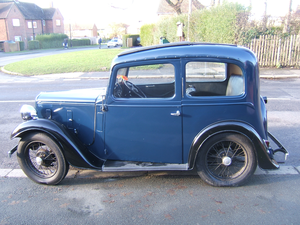1937 Austin 7 Ruby Mk2 For Sale