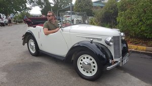 1939 Austin Eight  4 -seater Roadster