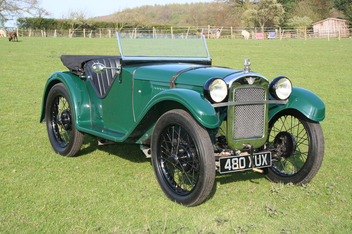 1931 Austin 7 EA Sports Ulster Replica For Sale (picture 1 of 5)
