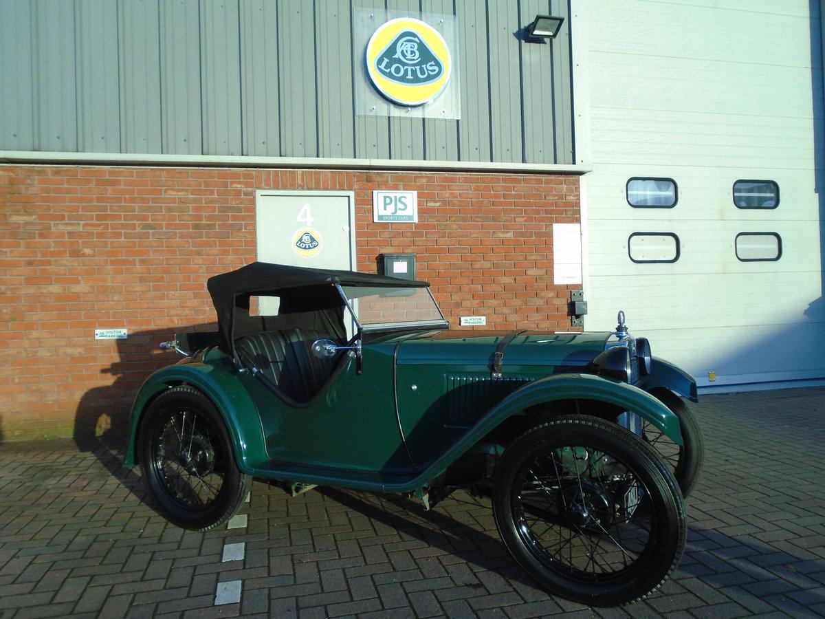 1931 Austin 7 EA Sports Ulster Replica For Sale (picture 2 of 5)