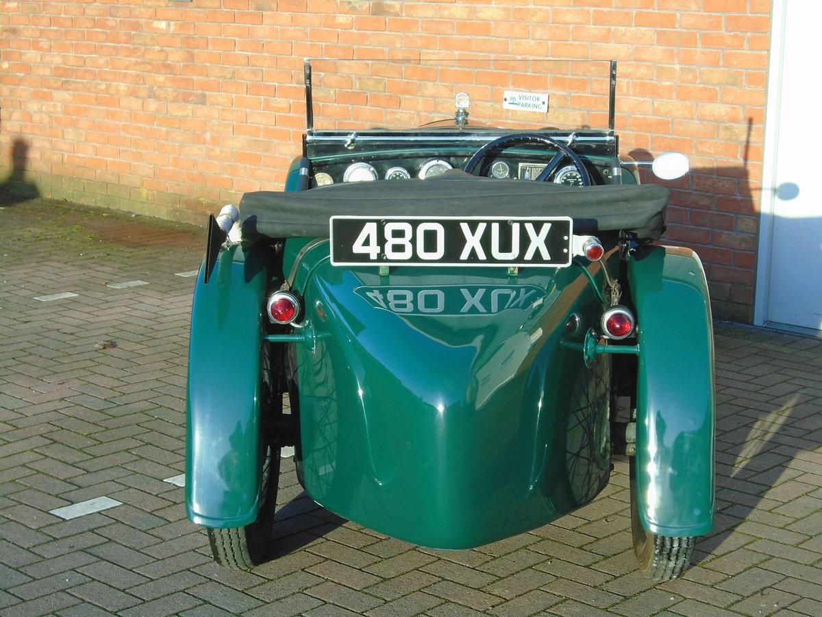1931 Austin 7 EA Sports Ulster Replica For Sale (picture 4 of 5)
