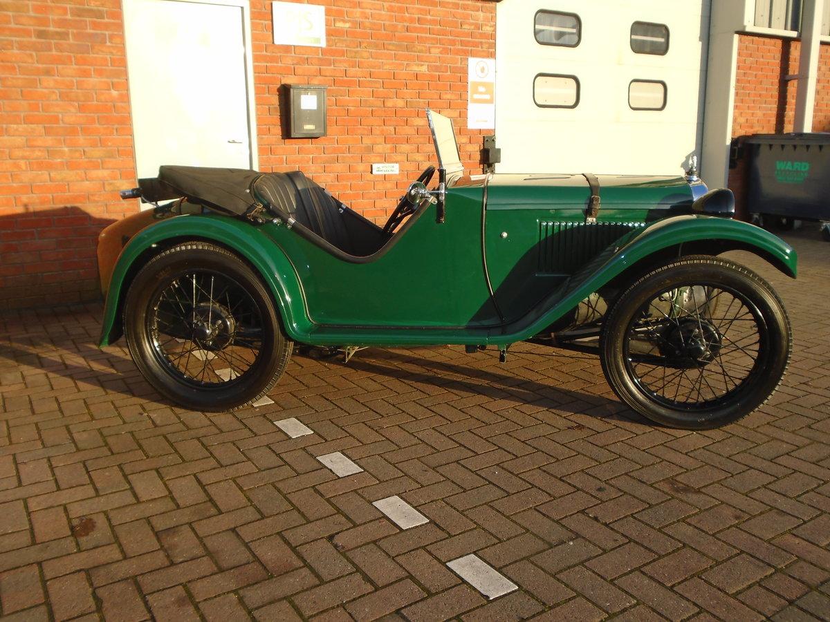 1931 Austin 7 EA Sports Ulster Replica For Sale (picture 5 of 5)