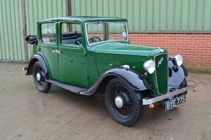 1935 Austin 10/4 Lichfield Tourer For Sale by Auction