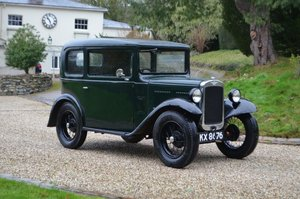 1932 Austin 7 RN Saloon For Sale by Auction