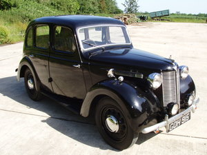1946 Austin 8 Saloon For Sale by Auction