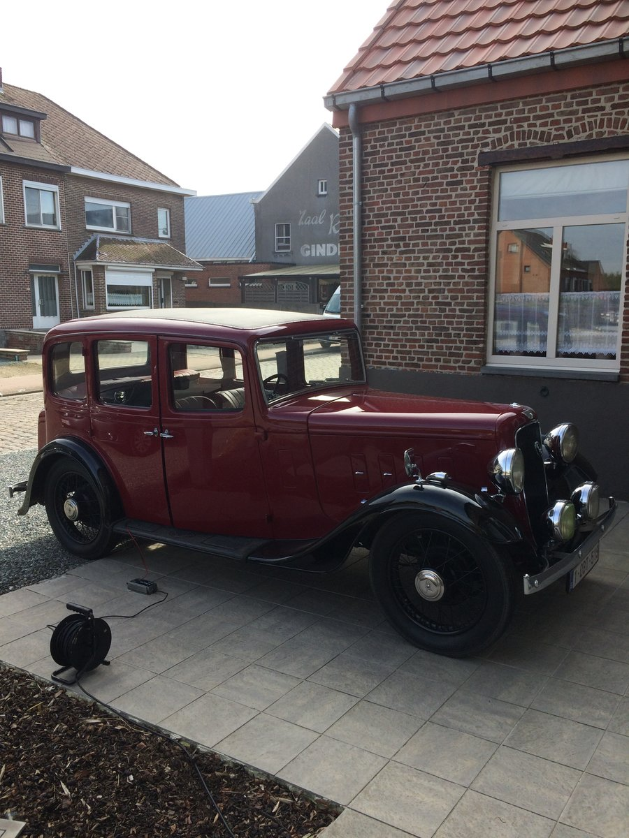 1935 Austin 12/6 Light Ascot saloon For Sale (picture 6 of 6)