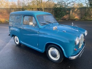 1968 Austin A35 SOLD by Auction