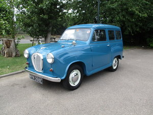 1967 Austin A35 Van Conversion