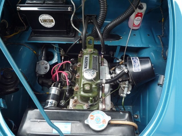 1967 Austin A35 Van Conversion For Sale (picture 4 of 6)