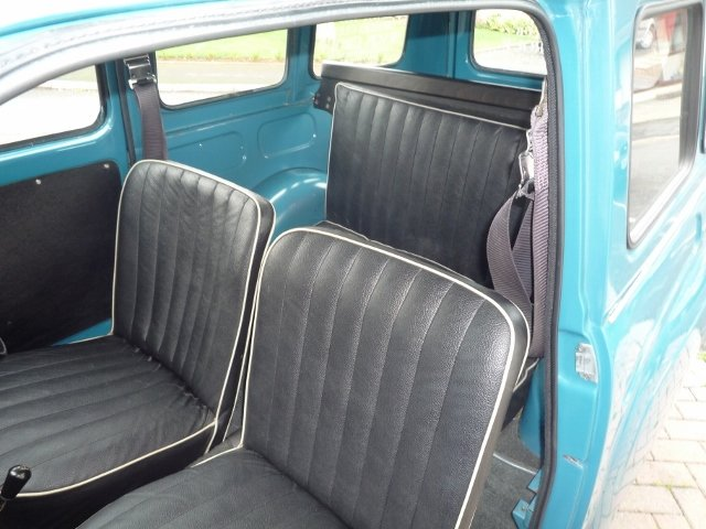 1967 Austin A35 Van Conversion For Sale (picture 5 of 6)
