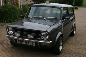 1981 Mini Clubman Estate 1380cc Fast Road Spec