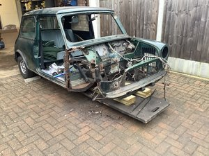 1983 Mini Unfinished Project  For Sale