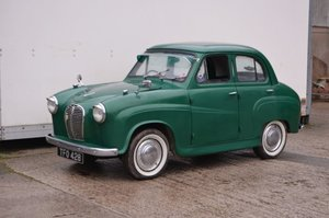 1955 Austin A30 Four-Door