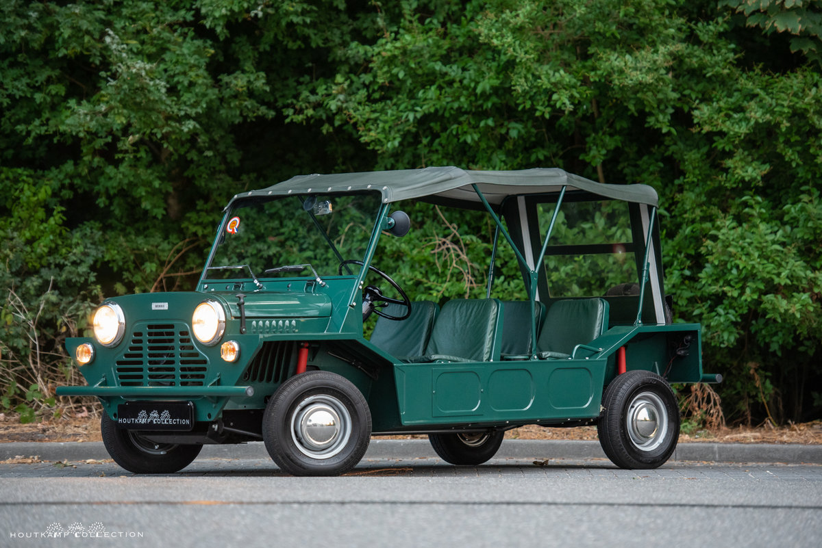 1967 Austin Mini Moke, easy to use and is highly collectible For Sale (picture 2 of 6)